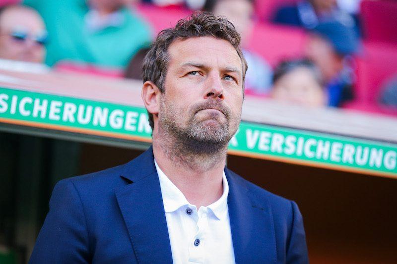 残留争い直接対決で6失点大敗…シュトゥットガルト、ヴァインツィール監督を解任