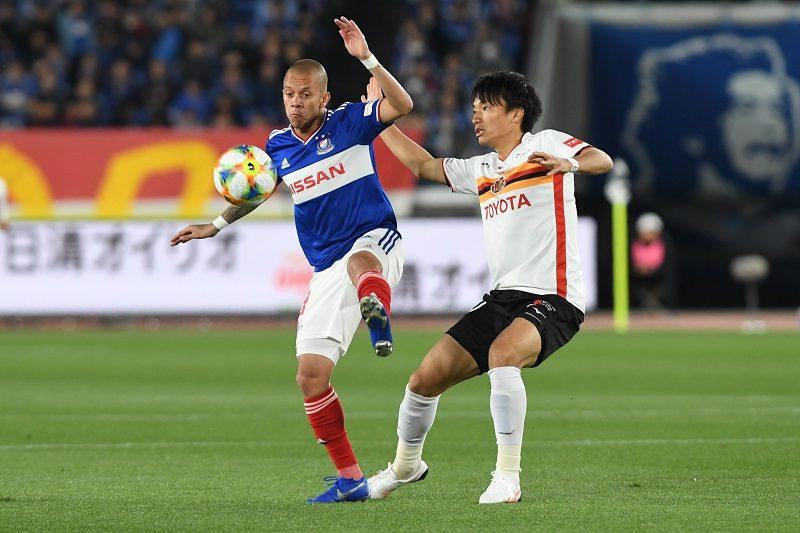 横浜F・マリノス、名古屋グランパス