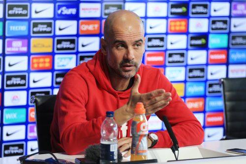 ●グアルディオラ、チームへの批判に反論「なぜメンタルの強さを疑うんだ?」