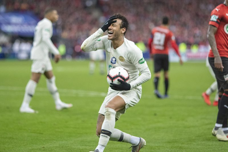 PSG、仏杯5連覇逃し今季1冠…PK戦を制したレンヌが48年ぶり優勝