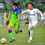 J1 20190414 Shonan vs Matsmoto Kiyohara6(s)
