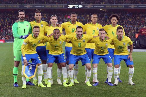 ネイマールが復帰! ブラジル代表、コパ・アメリカのメンバー23名発表