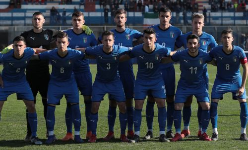 U-20W杯に臨むイタリア代表メンバー発表! グループステージ第3節で日本と対戦