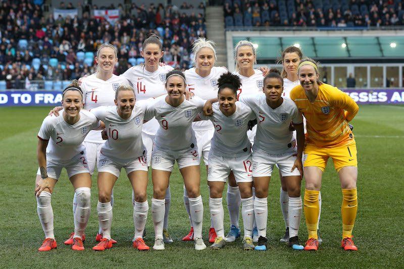 イングランド女子代表