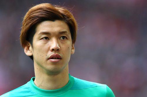 ●大迫勇也、6月初旬の日本代表戦に出場か…ドイツメディアが報じる