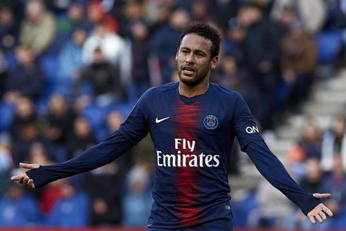 サポーターとのトラブルでネイマールが3試合出場停止に…PSGは異議申し立てへ