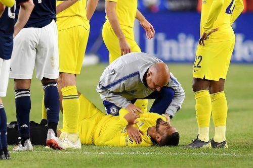 親善試合で負傷のロフタス・チークはアキレス腱断裂…EL決勝欠場が確定