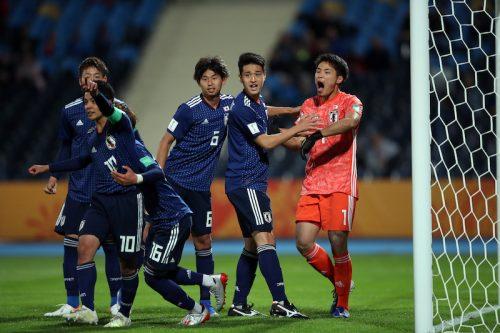 U-20日本代表、W杯初戦は南米王者エクアドルとドロー…山田康太のゴールで追い付く