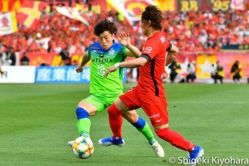 J1 20190504 Shonan vs Nagoya Kiyohara14(s)