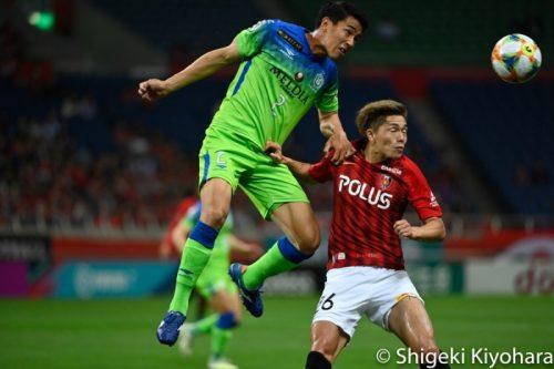 J1 20190517 Urawa vs Shonan Kiyohara8(s)