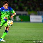 J1 20190531 Shonan vs YokohamaFM Kiyohara10(s)