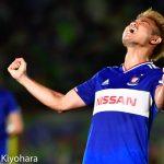J1 20190531 Shonan vs YokohamaFM Kiyohara12(s)