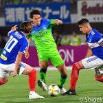 J1 20190531 Shonan vs YokohamaFM Kiyohara9(s)
