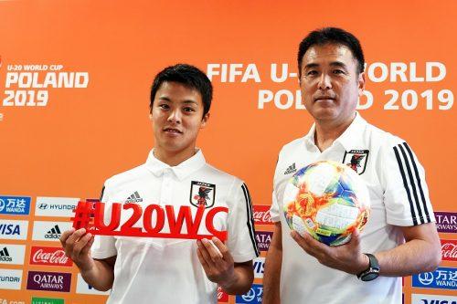U20W杯開幕へ…影山監督「楽しみな大会」、齊藤未月「楽しんで日本らしい戦いを」