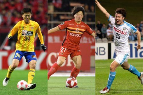 トゥーロンのベスト11が発表…U-22日本代表からは3選手が選出!