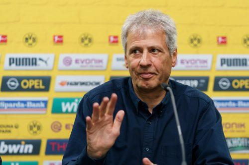 ドルトムントがファブレ監督との契約を延長…チームは優勝争いの手腕を評価