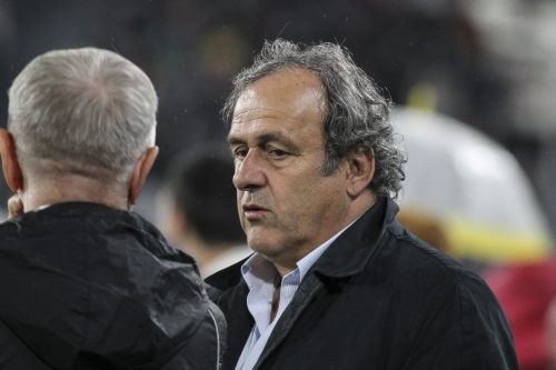 仏当局が元UEFA会長プラティニ氏の身柄拘束…22年W杯招致の汚職を巡って
