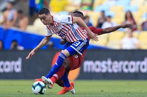 レアル、コパ・アメリカ出場中のパラグアイ代表MFをリストアップか