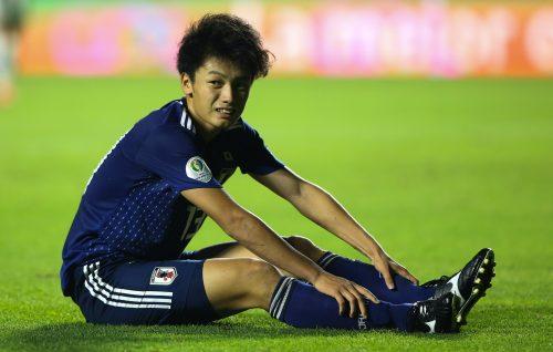 """完敗の日本を南米メディアは辛辣に報道…「上田はチリにとって""""最高の友達""""」"""