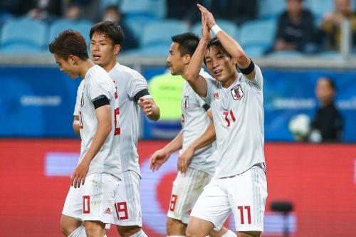 """""""本気""""のウルグアイを相手に2-2ドロー! 日本は終盤に猛攻受けるも勝ち点1獲得"""