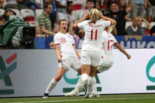 なでしこ、イングランドに2失点...