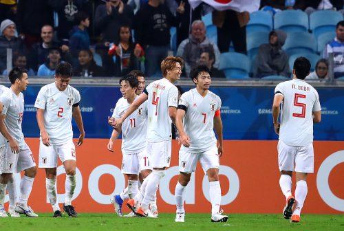 ●柴崎岳が挙げた「これからの課題」とは? 若手選手への期待も語る