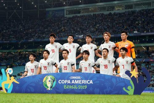 日本代表、コパ・アメリカ決勝T進出条件が決定…エクアドル戦勝利で突破