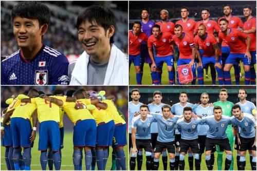 20年ぶり出場の若き日本にも突破のチャンスあり!【コパ・アメリカ2019/グループC】