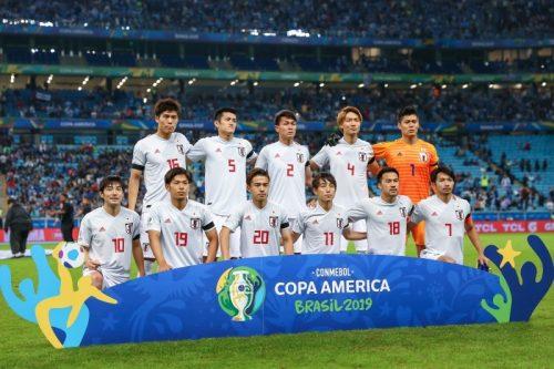 日本代表、9月5日のキリンチャレンジ杯でパラグアイ代表と対戦決定