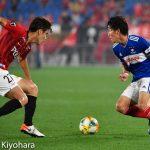 J1 20190713 YokohamaFM VS Urawa Kiyohara5(s)