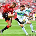 J1 20190720 Sapporo vs Shonan Kiyohara4(s)