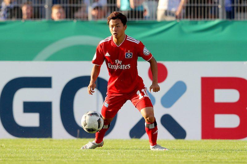 「東京五輪出場がタツヤの目標」…HSVも伊藤達哉のベルギー移籍発表