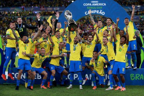 コパ王者のブラジル、親善試合に向けメンバー発表…ネイマールが復帰!