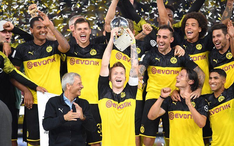 ドルトムント、王者バイエルン撃破でDFLスーパー杯制覇! 5年ぶり6度目の優勝