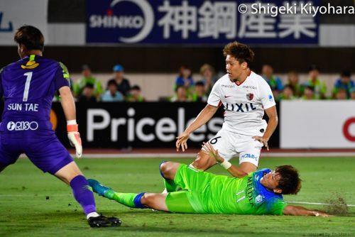 J1 20190803 Shonan vs Kashima11(s)