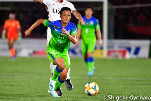 J1 20190803 Shonan vs Kashima13(s)