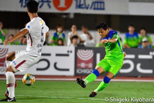 J1 20190803 Shonan vs Kashima15(s)