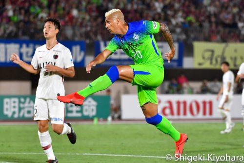 J1 20190803 Shonan vs Kashima16(s)