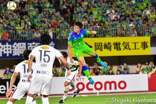 J1 20190803 Shonan vs Kashima18(s)