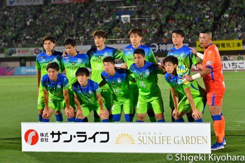 J1 20190803 Shonan vs Kashima5(s)