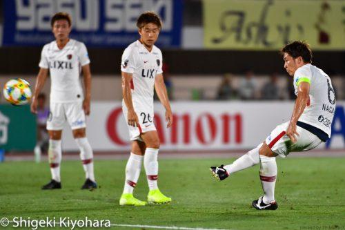 J1 20190803 Shonan vs Kashima7(s)