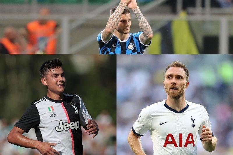 PSG、ネイマールの後釜獲得に備える…各クラブの主力3選手をリストアップ