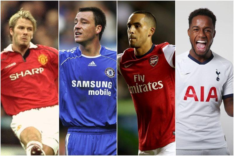 往年の名選手から期待の有望株まで…ロンドン生まれ11人のプレミアリーガーたち