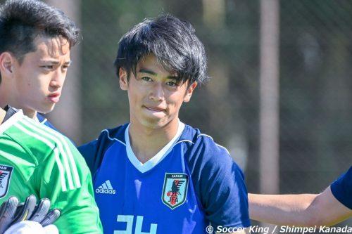 ●U17W杯に臨む日本代表の21名が発表! FW西川潤らを招集…初戦は欧州王者オランダ