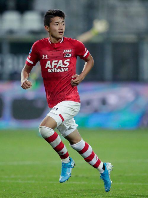 AZ Alkmaar v Fortuna Sittard - Dutch Eredivisie