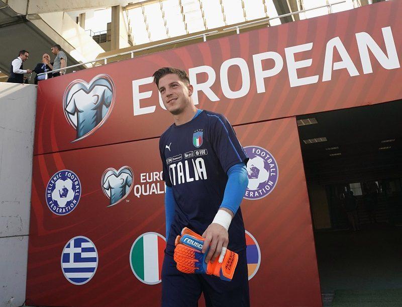イタリア代表GKクラーニョが肩の負傷で4カ月離脱…カリアリに痛手