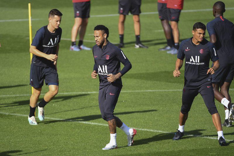 移籍騒動のネイマール、PSGで今季初出場へ…指揮官「彼が全力を尽くすと確信」