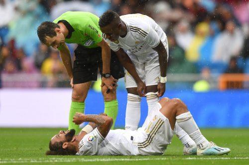マルセロが首負傷でCL初戦欠場へ…レアルは欠場者続出で20歳MFがメンバー入りか