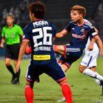 J1 YokohamaFM vs Hiroshima Kiyohara15(s)