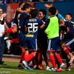 J1 YokohamaFM vs Hiroshima Kiyohara17(s)